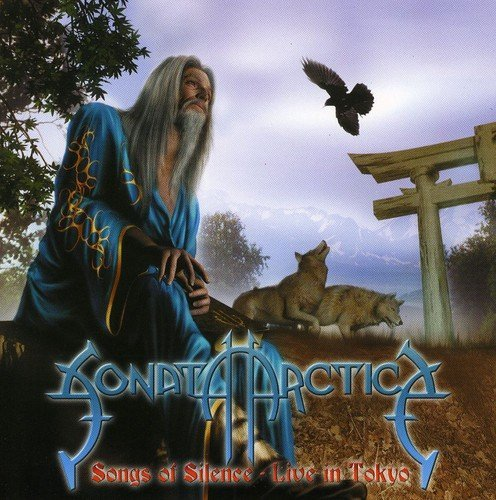 Sonata Arctica Songs Of Silence Live In Import Arg