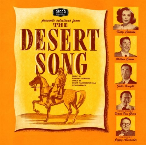 Cast Recording New Moon Desert Song 2 On 1