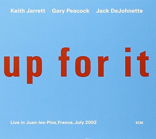 Keith Trio Jarrett Up For It Live In Juan Les Pin