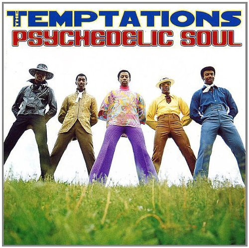 Temptations Psychedelic Soul Remastered 2 CD