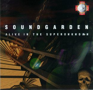 Soundgarden Alive In The Superunknown CD Rom (jewel Box) Mac Windows Interactive Audio CD