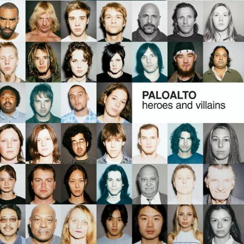 Paloalto Heroes & Villains Enhanced CD