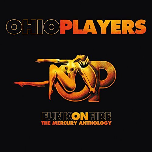 Ohio Players Funk On Fire Anthology 2 CD
