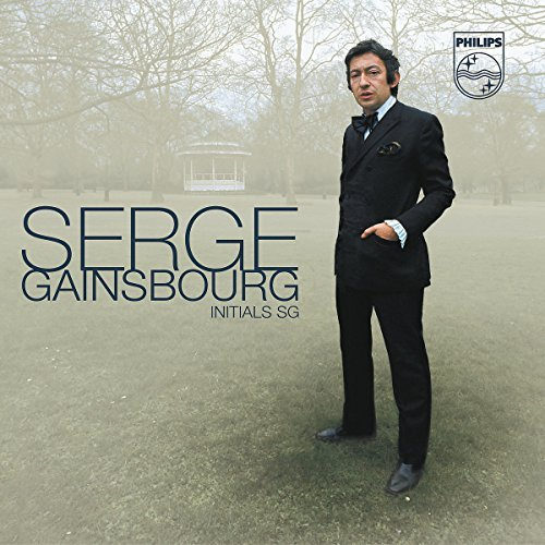 Serge Gainsbourg Initials Sg Best Of