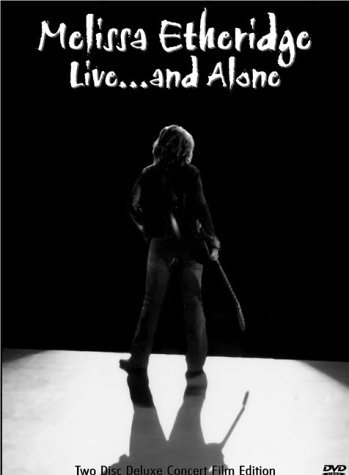 Melissa Etheridge Live & Alone Deluxe Ed. 2 DVD