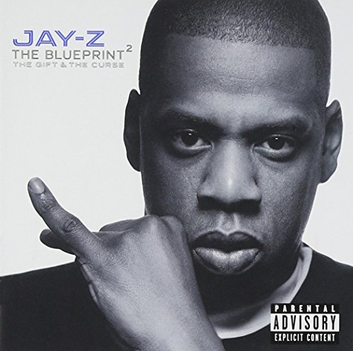 Jay Z Blueprint 2 Gift & The Curse Explicit Version 2 CD