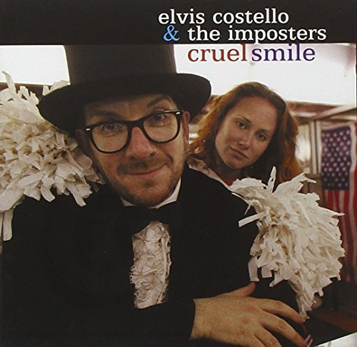 Elvis Costello Cruel Smile Enhanced CD