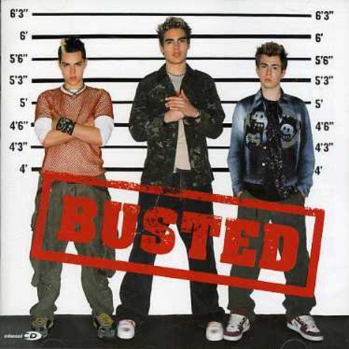 Busted Busted Import Gbr