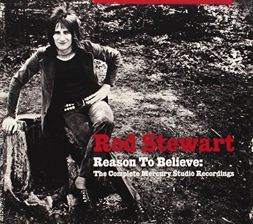 Rod Stewart Reason To Believe Complete Mer 3 CD