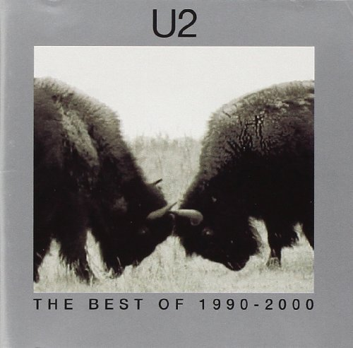 U2 Best Of 1990 2000 Import Eu 2 CD Set