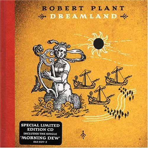 Robert Plant Dreamland Import Gbr Incl. Bonus Tracks