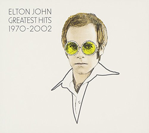 Elton John Greatest Hits 1970 2002 Incl. Bonus Disc 2 CD