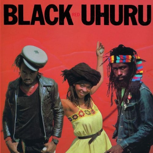 Black Uhuru Red Remastered