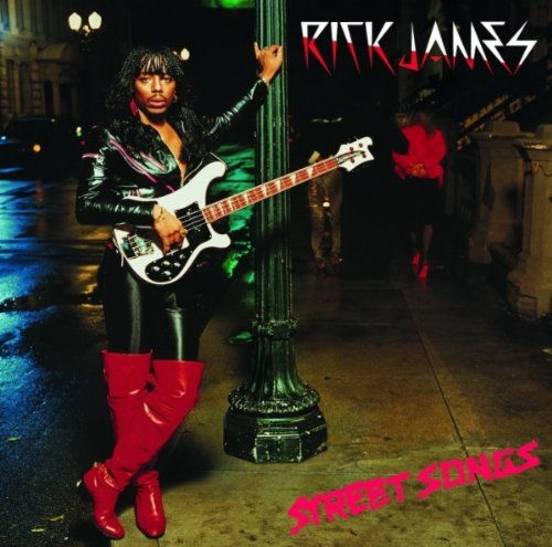 Rick James Street Songs Remastered