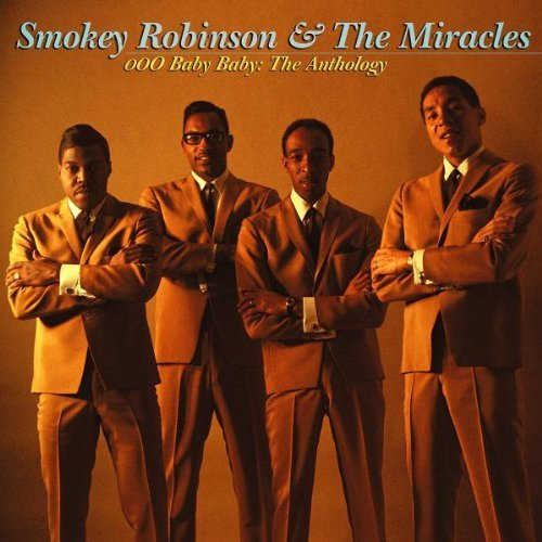 Robinson Smokey & The Miracles Ooo Baby Baby Anthology 2 CD Set