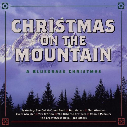 C Christmas On The Mountain Blue Wiseman Osborne Brothers
