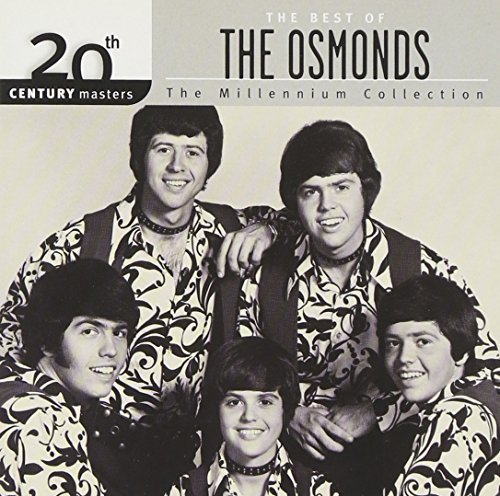 Osmonds Millennium Collection 20th Cen Millennium Collection