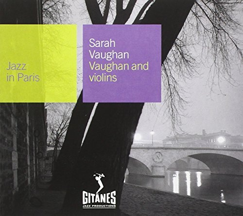 Sarah Vaughan Vaughan & Violins Jazz In Paris
