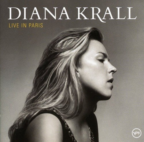 Diana Krall Live In Paris Import Can Incl. Bonus Track
