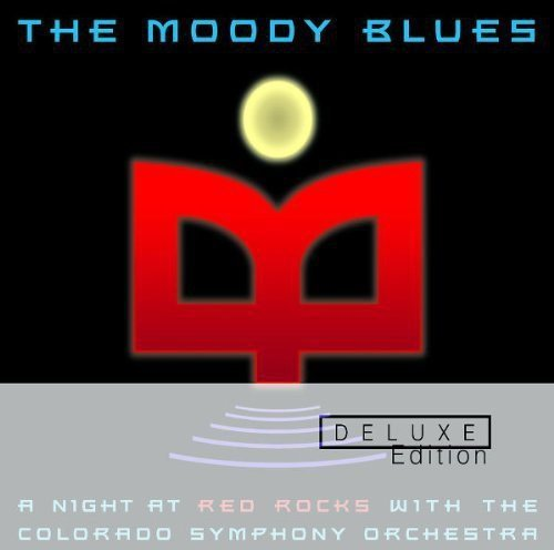 Moody Blues Night At Red Rocks Deluxe Ed. 2 CD Set