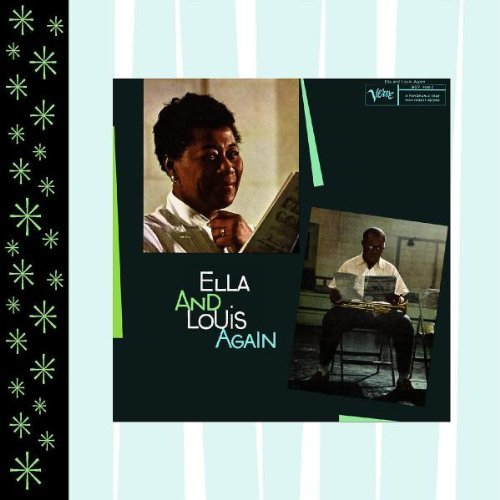 Fitzgerald Armstrong Ella & Louis Again Remastered 2 CD Verve Master Edition