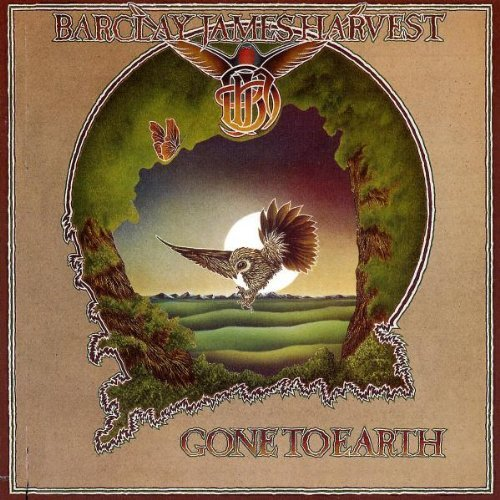 Barclay James Harvest Gone To Earth Import Gbr Incl. Bonus Tracks