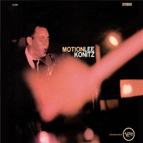 Lee Konitz Motion Remastered Digipak
