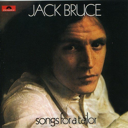 Bruce Jack Songs For A Tailor Import Deu Remastered Incl. Bonus Tracks