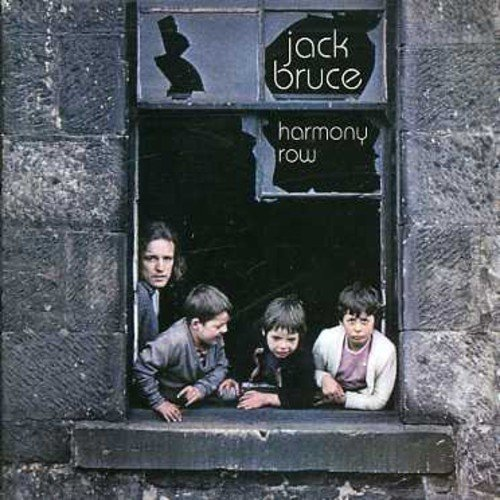 Jack Bruce Harmony Row Import Deu Remastered Incl. Bonus Tracks