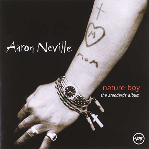 Aaron Neville Nature Boy Standards Album