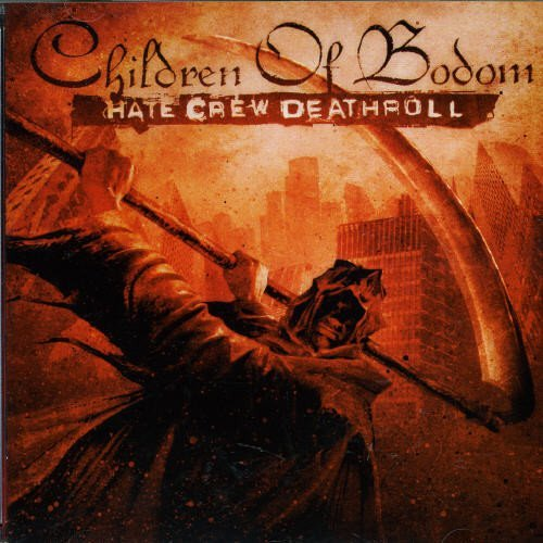 Children Of Bodom Hate Crew Deathroll Import Deu