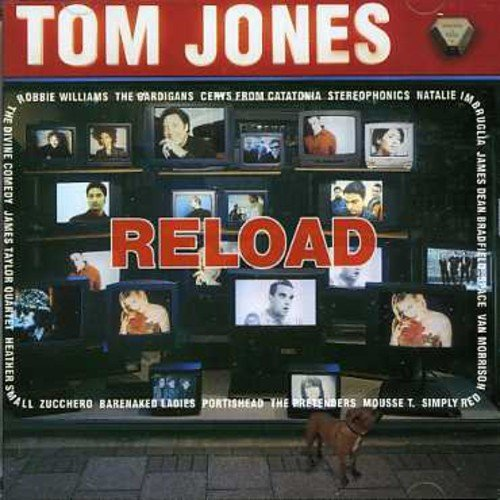 Jones Tom Reload Import Gbr