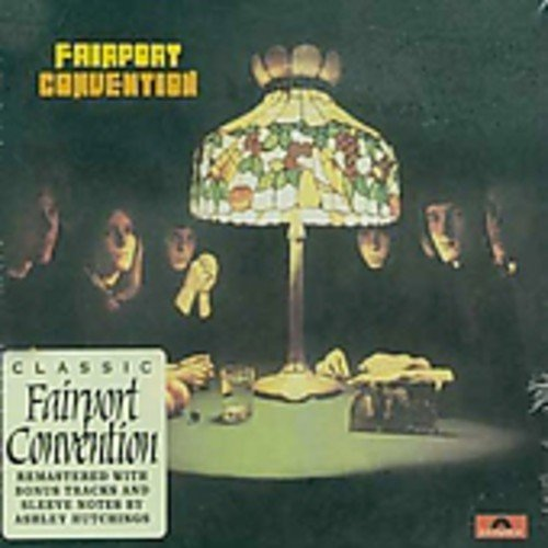 Fairport Convention Fairport Convention Import Gbr Remastered Incl. Bonus Tracks