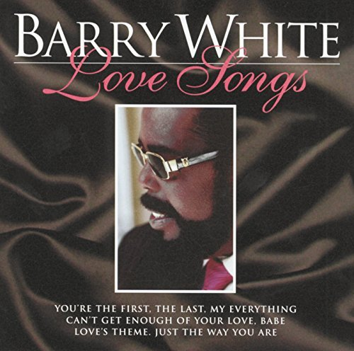 Barry White Love Songs Import Eu