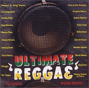 Ultimate Reggae Ultimate Reggae