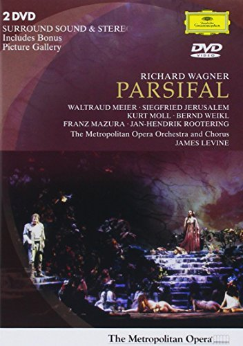 Richard Wagner Parsifal Comp Opera Levine Met Opera Orch