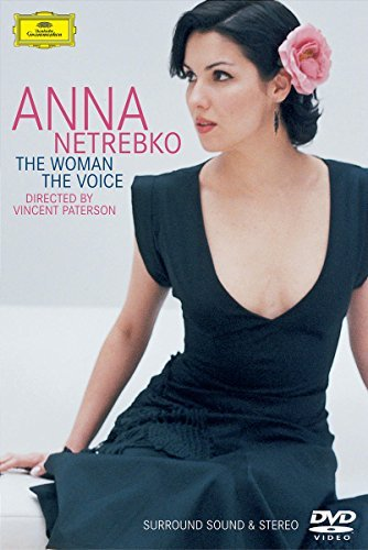 Anna Netrebko Woman The Voice Netrebko (sop)