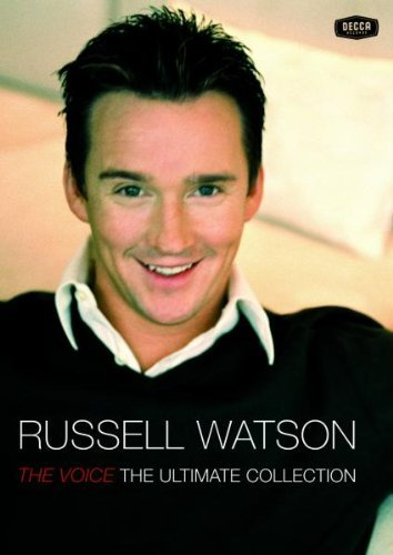Russell Watson Voice Ultimate Collection Import Eu Ntsc (0)