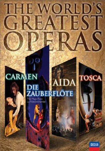 World's Greatest Operas World's Greatest Operas 6 DVD
