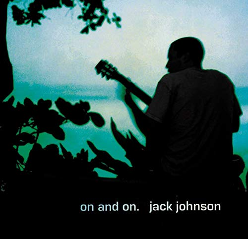 Jack Johnson On & On Digipak