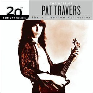 Pat Travers Millennium Collection 20th Cen Millennium Collection