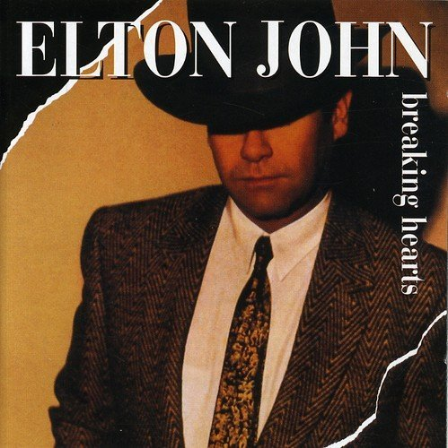 John Elton Breaking Hearts Import Deu Remastered