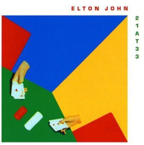 Elton John 21 At 33 Import Deu Enhanced CD Remastered