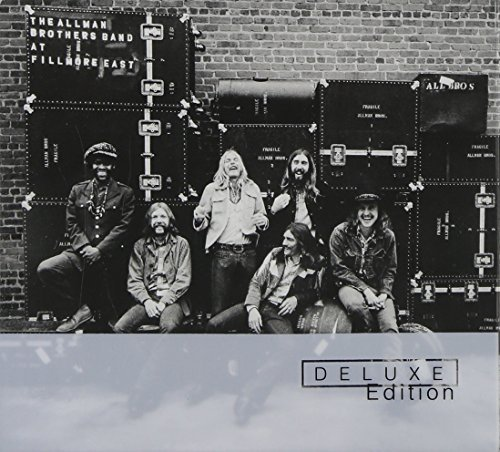 Allman Brothers Band At Fillmore East 2 CD