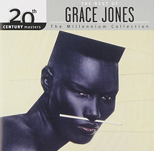 Grace Jones Millennium Collection 20th Cen Millennium Collection