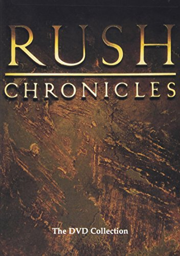 Rush Chronicles Video Collection Chronicles Video Collection