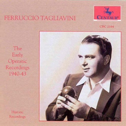 Ferruccio Tagliavini Early Operatic Recordings