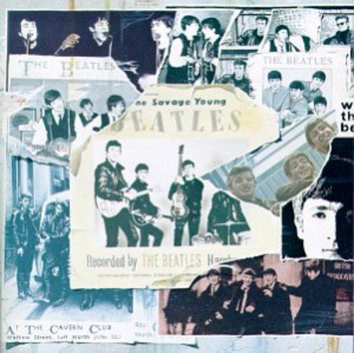Beatles Anthology 1 Import Aus 3 Lp Set