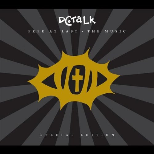 Dc Talk Free At Last 10th Anniversasry Limited Edition