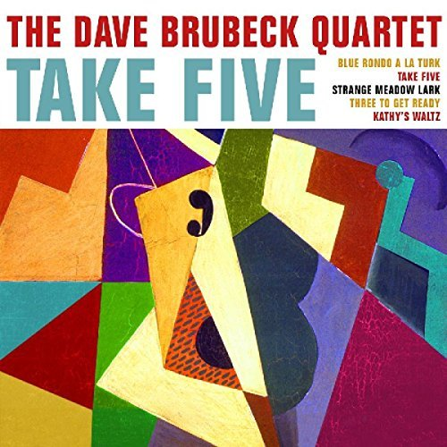 Dave Quartet Brubeck Take Five Import Gbr 3 CD
